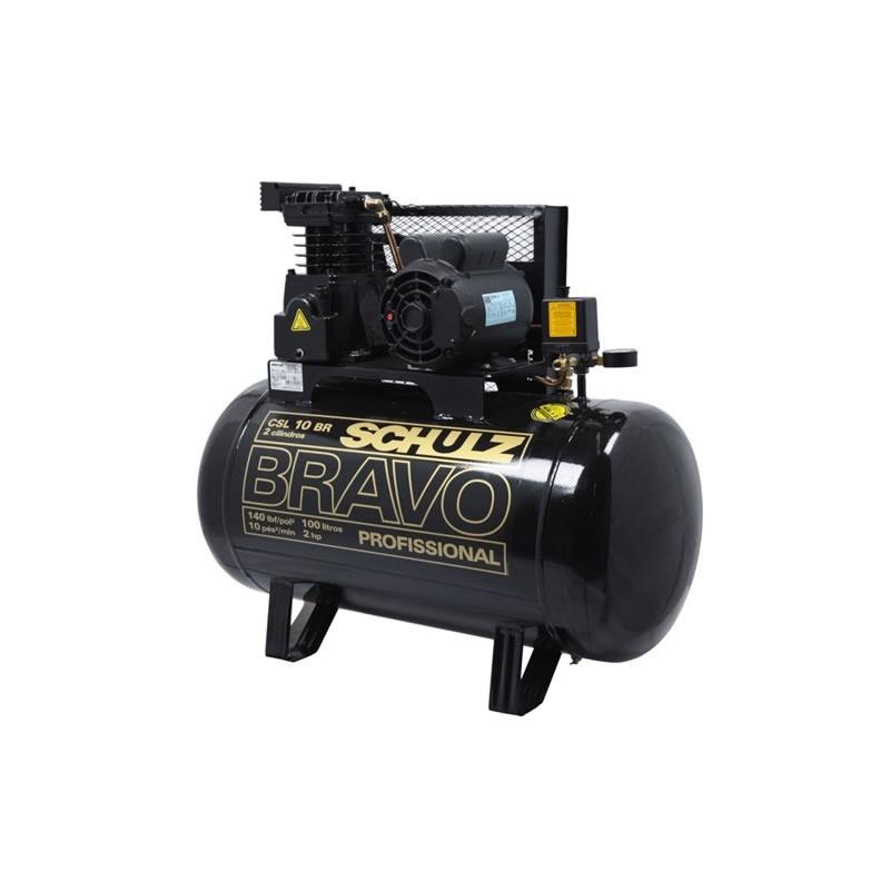 Imagem Compressor de ar 100L