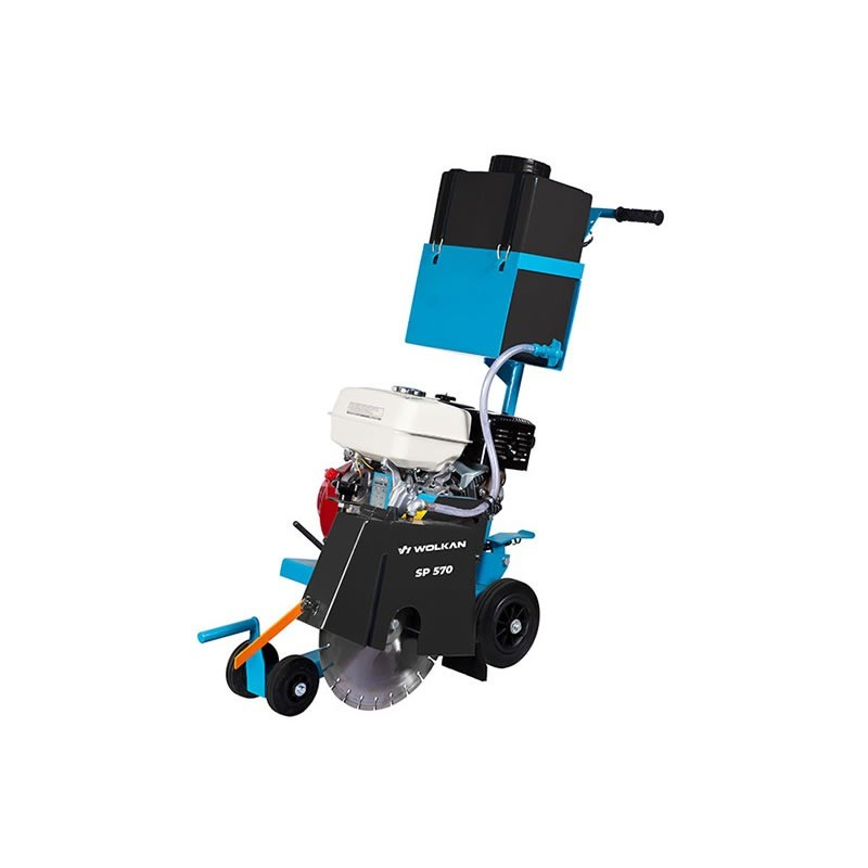 imagem do equipamento Cortadora de piso